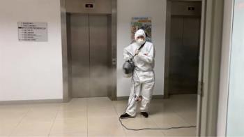 雙北警政單位染疫風暴 捷警、國安局擴大篩檢消毒