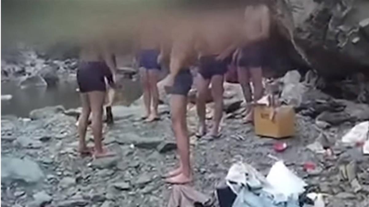 遊客闖部落戲水 鄉長氣炸:來義鄉不是避難所
