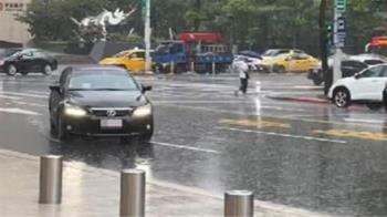 梅雨真的來了 南投單日累積雨量包辦前8名
