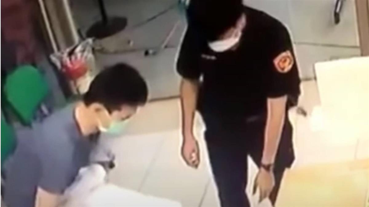 確診患者不滿遭隔離 持利器攻擊、3護理師受傷