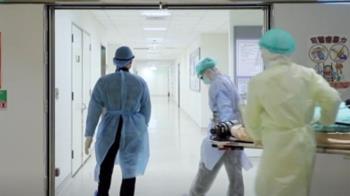 確診婦狂喘!醫插管前幫視訊家人:這可能是最後一句
