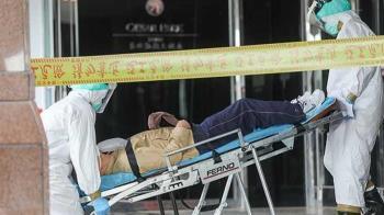 曾受訪談台灣防疫成功!30天後「妻確診尪病逝」被醫嗆:浪費醫療資源