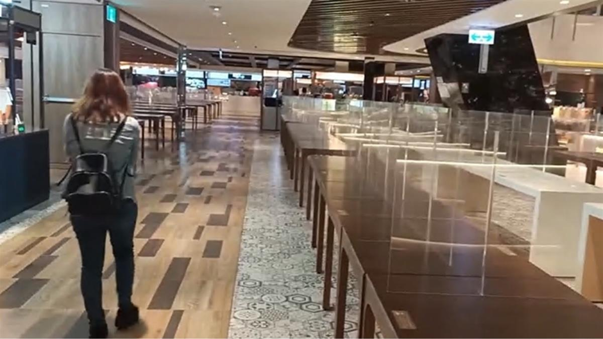 獨/開店賠更多!美食街空櫃罰5千 義享天地:可溝通討論