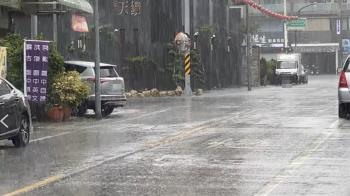 快訊/輕颱彩雲4點發布海上警報 最新路徑出爐