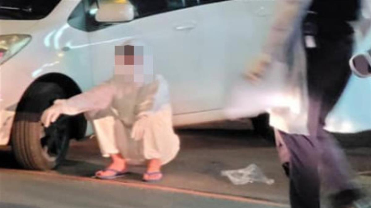 同居女友確診他竟偷溜逛大街 中和警持槍+防護衣抓人