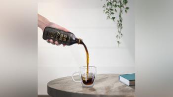 高品質瓶裝! 陳彥博:咖啡如馬拉松 堅持才能最好