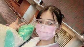 最美魚販打疫苗發燒頭暈 揭前線醫護「連17天沒休息」內幕