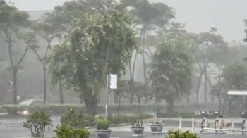 豪雨特報!3縣市發布淹水二級警戒 氣象局示警了