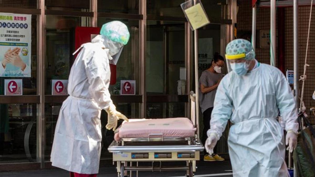 感染火苗撲不滅!6旬翁遭兒傳染重症 醫求「端午別帶病回家」