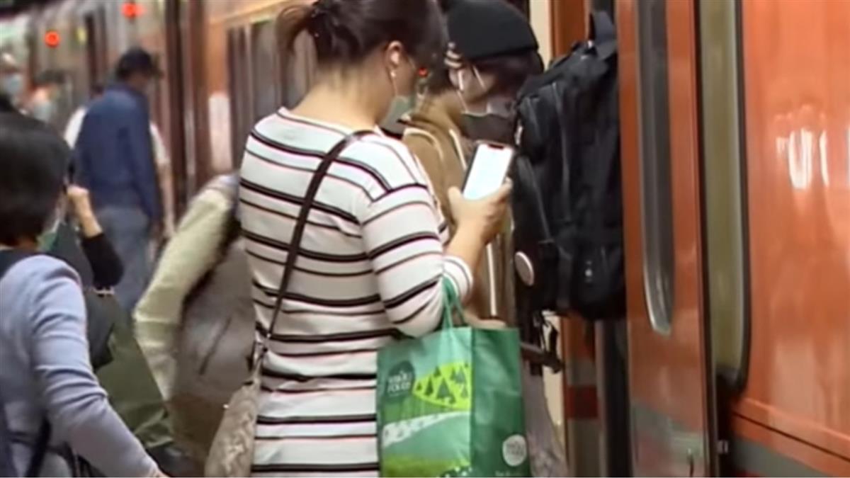 台鐵「南下尖峰」僅售59張票 退票率76%持續下降