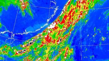 又要下暴雨!這天全台防雨彈 未來一周天氣曝