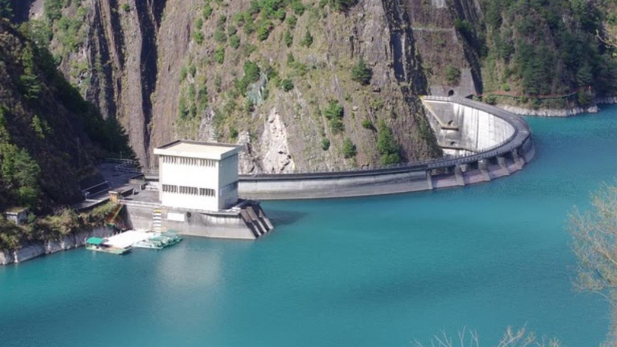 好消息!德基水庫蓄水率終於破10% 增加13天用水量