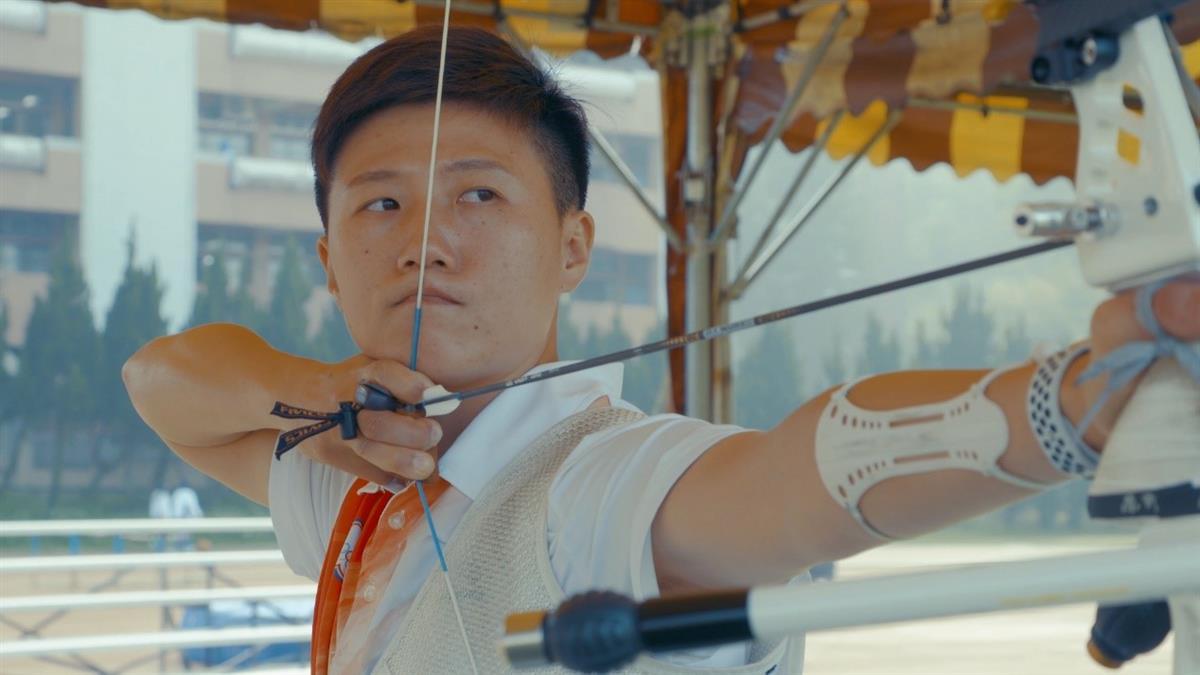 痛宰韓國奪金牌!雷千瑩戰心魔「箭」指東京奧運