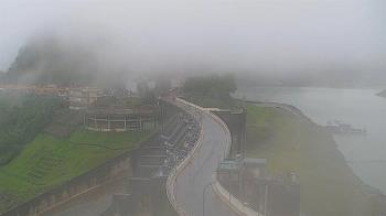 石門雨量站6小時累積降雨冠全台 石門水庫大補