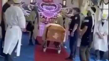 南投11人家祭「棺材旁被開單」 埔里分局長登門道歉了
