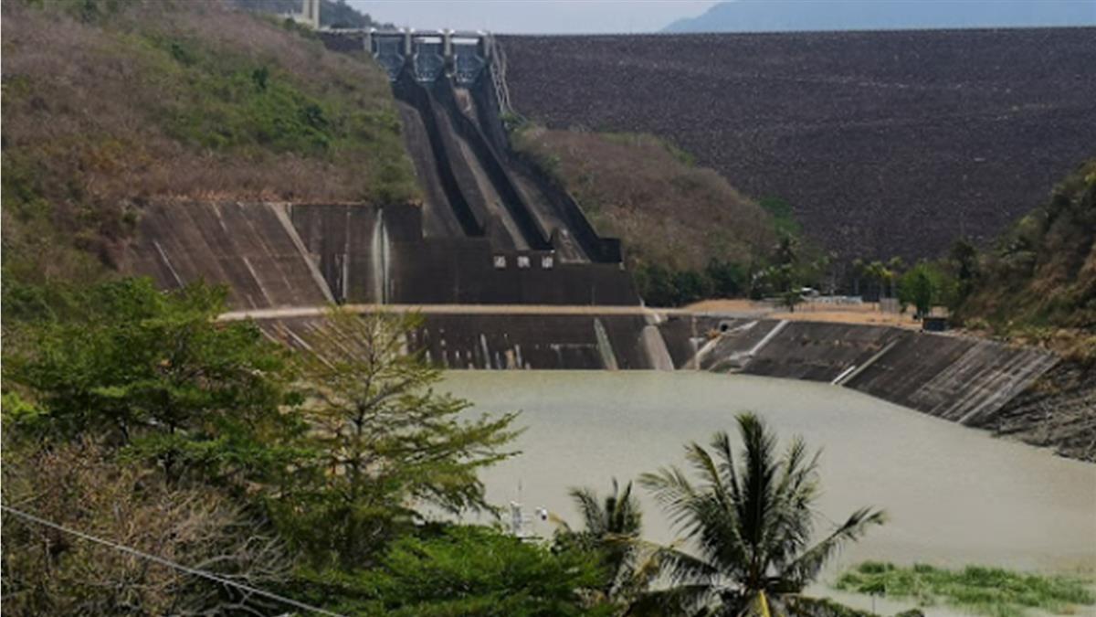南部3大水庫霸氣進帳 總蓄水量超過16.3億噸