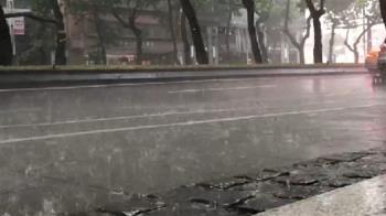 快訊/暴雨又來了!17縣市豪、大雨特報 這區慎防雷雨彈