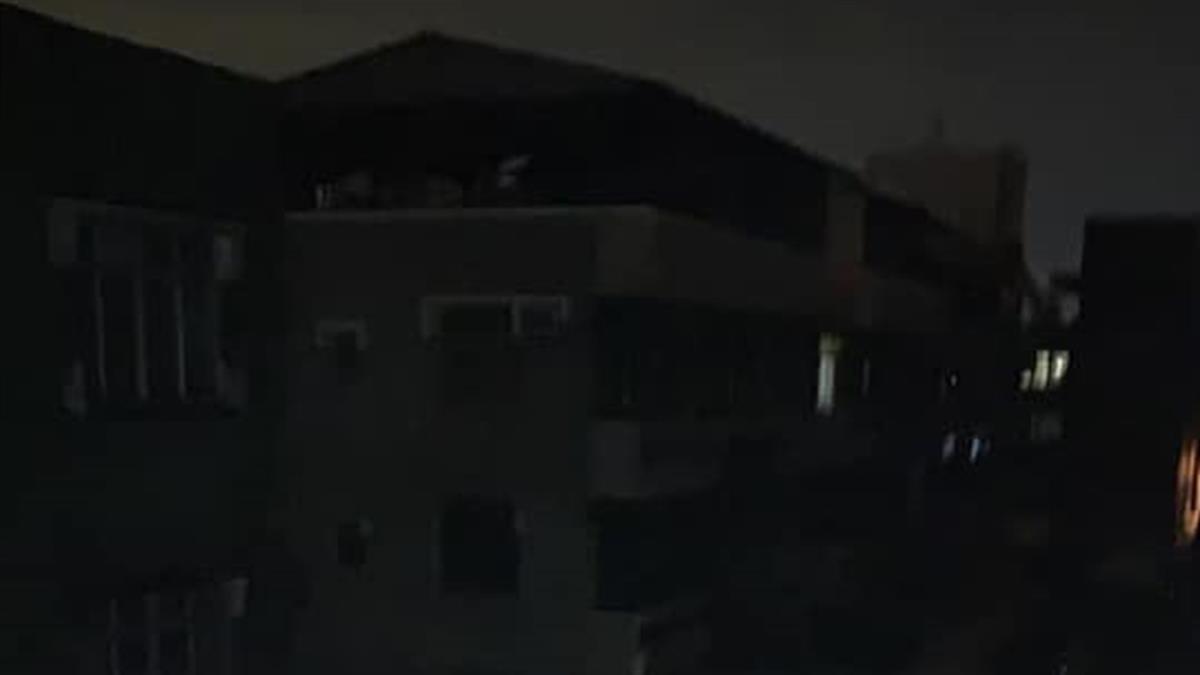 台南深夜大停電 後甲變電所故障「影響6萬戶」