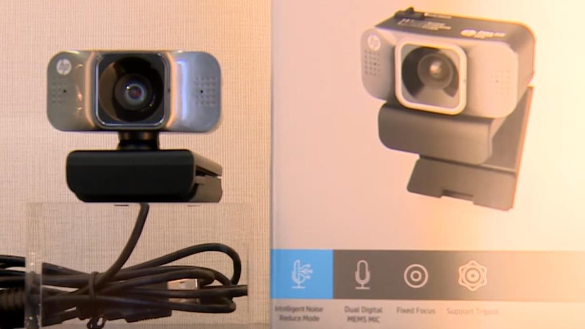 居家辦公鬧烘烘 HP降噪視訊攝影機衝出新商機