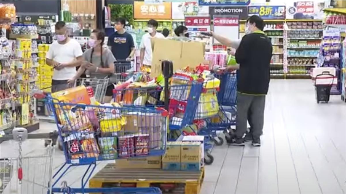 賣場購物何時人最少 業者:剛開門、下午、深夜