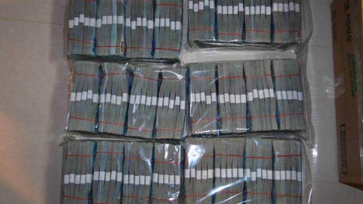 夫妻開瑪莎拉蒂運毒 家中搜出「9687萬現金」創紀錄