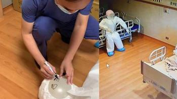 失智嬤確診「逃離病房」 醫護1招秒讓她安靜治療