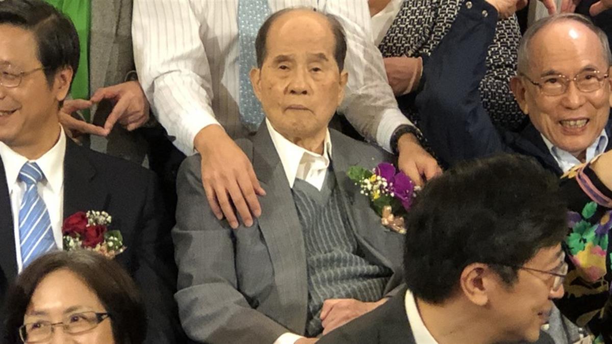 「疫苗之父」李慶雲辭世!享耆壽94歲 生前心繫新冠疫苗