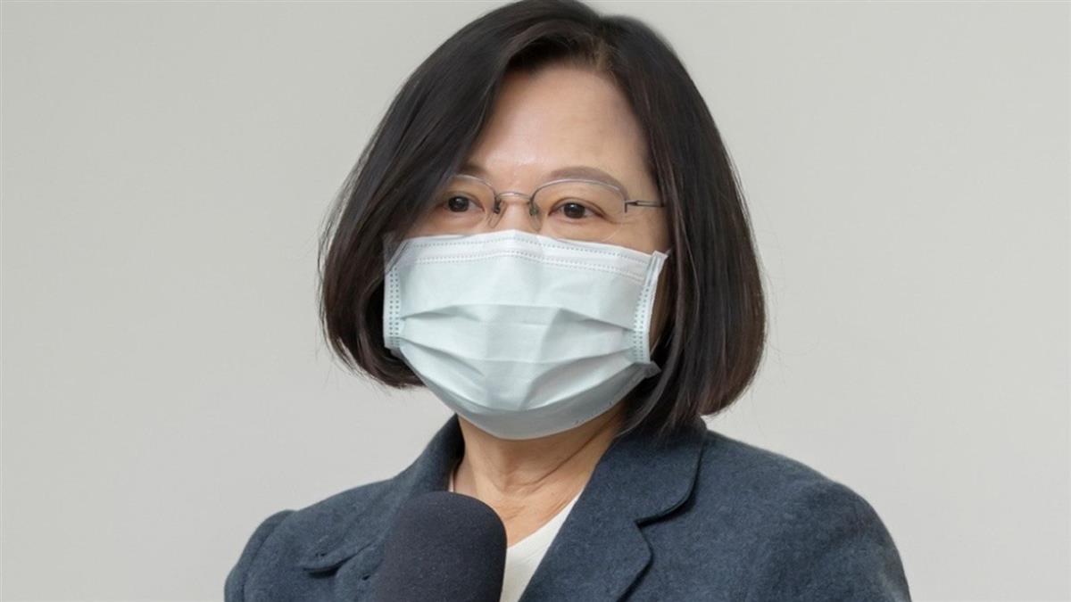 7月開放一般民眾施打 蔡英文承諾疫苗將「穩定供應」