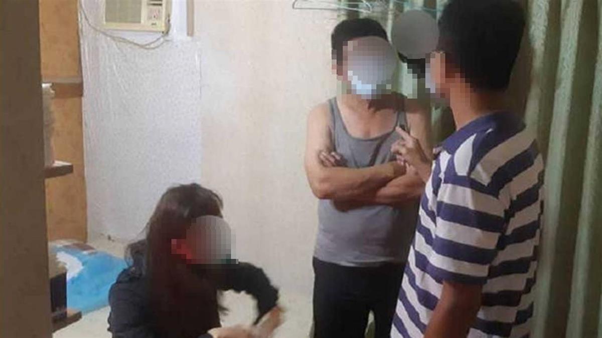 疫情下5折!貨運司機約6旬婦全套 堅持戴口罩「小頭卻失守」