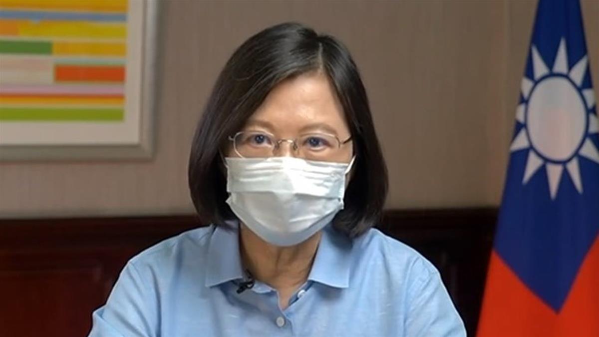 全台385人染疫病逝 蔡英文道歉:台灣不會被病毒打敗