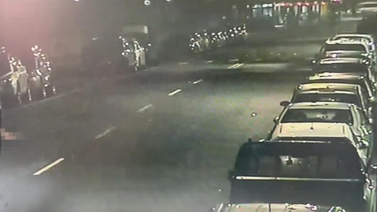 台北翁發燒多日 半夜騎車就醫「離院200m」倒地亡