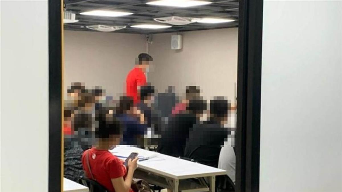 台南工廠41人擠爆面試 恐重罰246萬慘了