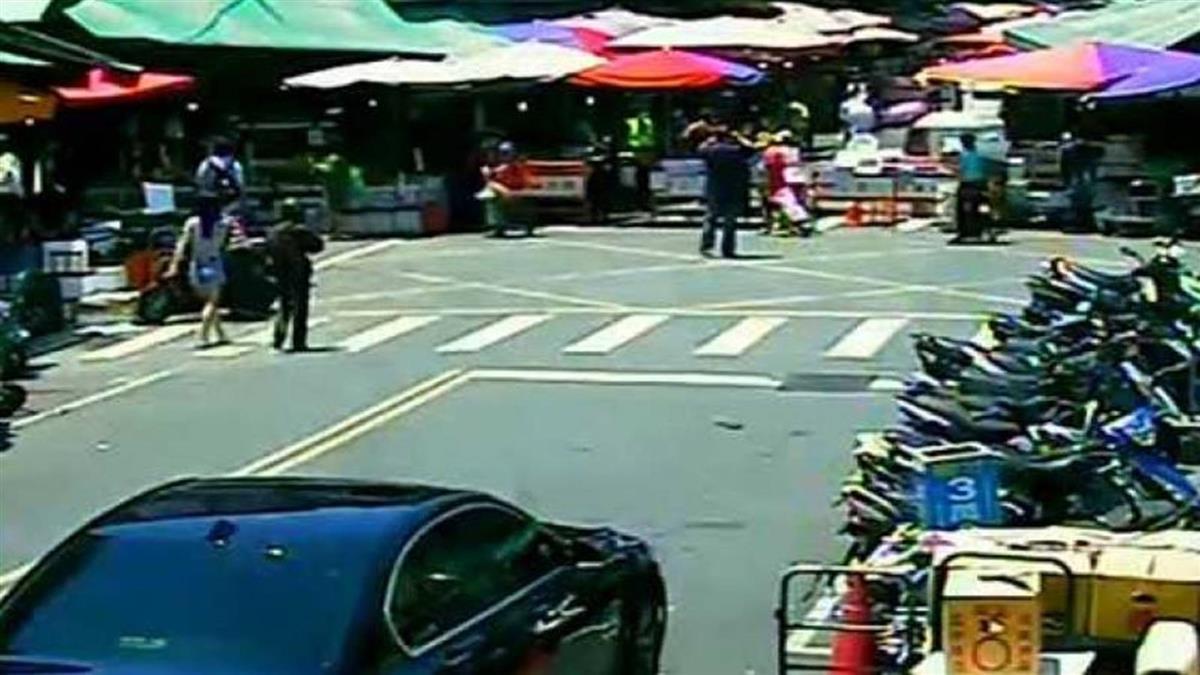 租屋在濱江市場樓上「想簽放棄急救同意書」 網曝端午首日人潮像跨年