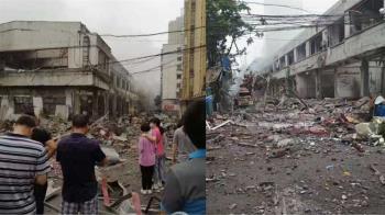 菜市場氣爆41間店全炸毀!至少11死37傷 現場尖叫四起如煉獄