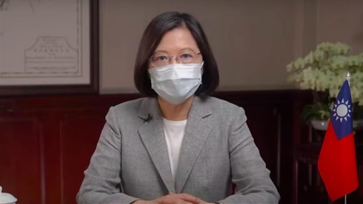 蔡英文稱「泰國AZ疫苗優先留國內」致出貨延遲 當局急否認
