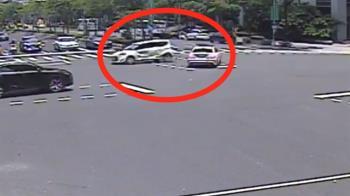 休旅車擦撞違規賓士噴飛 無辜單車伯遭絕命爆頭