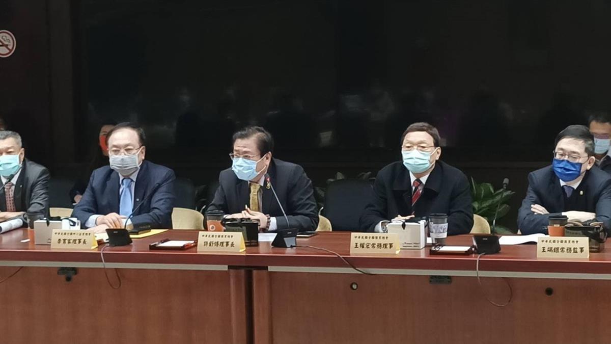 許舒博:企業倒勞工就失業了 工商團體籲凍漲新資2年