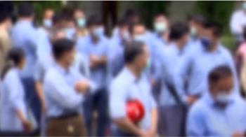 雲林六輕實施全面普篩 上萬名員工群聚場面一度亂