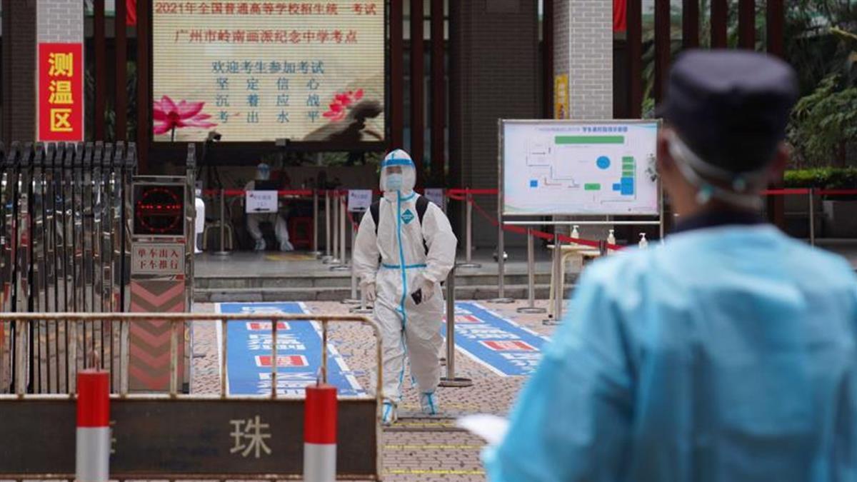 廣州再爆疫情「1個月內有望清零」 專家揭關鍵要素