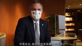 捷克還記得台灣!布拉格市長挺台:快送疫苗到台灣