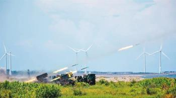 漢光兵推/千枚導彈狂轟軍事要地 國軍一策略反制奏效