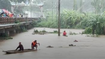印尼發生規模6.1強震 當局發「海嘯威脅」警告