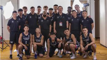 亞洲盃男籃資格賽 中華隊不敵中國
