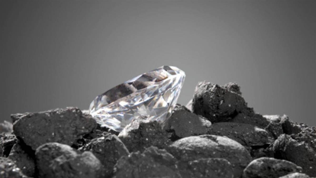 全球第3大!非洲波札那發現1098克拉鑽石原石