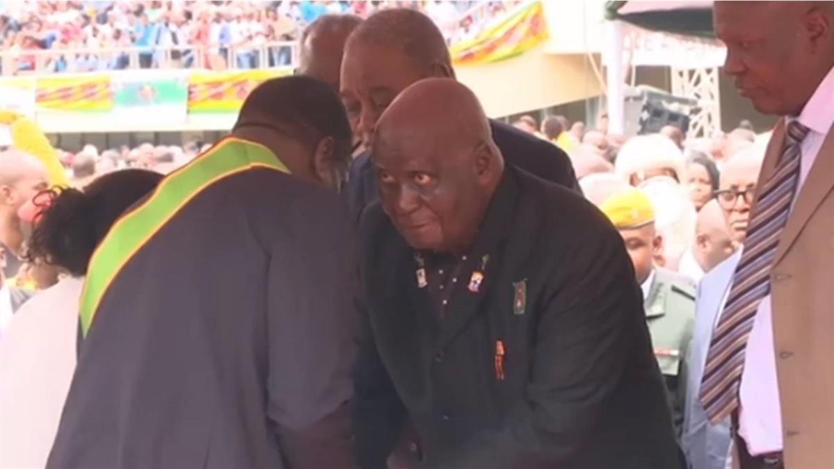 「非洲甘地」尚比亞前總統考恩達逝 享耆壽97歲