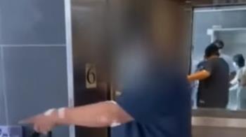 男違防疫規定離開病房 辱罵、推打2護理師遭起訴