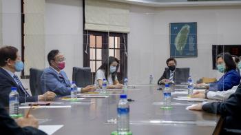 蔡英文授權郭台銘、台積電買疫苗 要求:原廠製造直送台灣