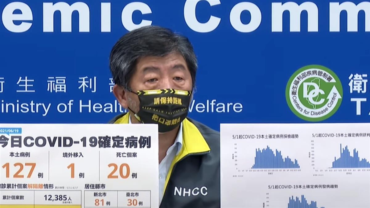 疫情逐漸被控制 陳時中宣布好消息:下周死亡人數有望減少