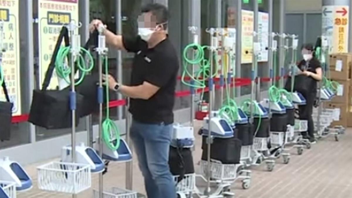 獨/全台呼吸治療師嚴重不足 救命儀器再多沒人手操作