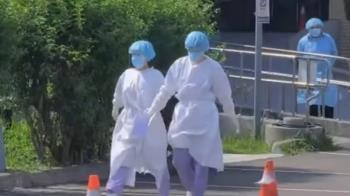 國軍桃園總醫院累計13人確診 新增4病人、5看護